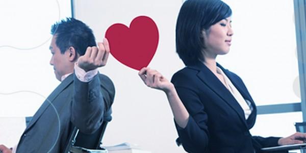 pesquisa relacionamento amoroso no mercado de trabalho